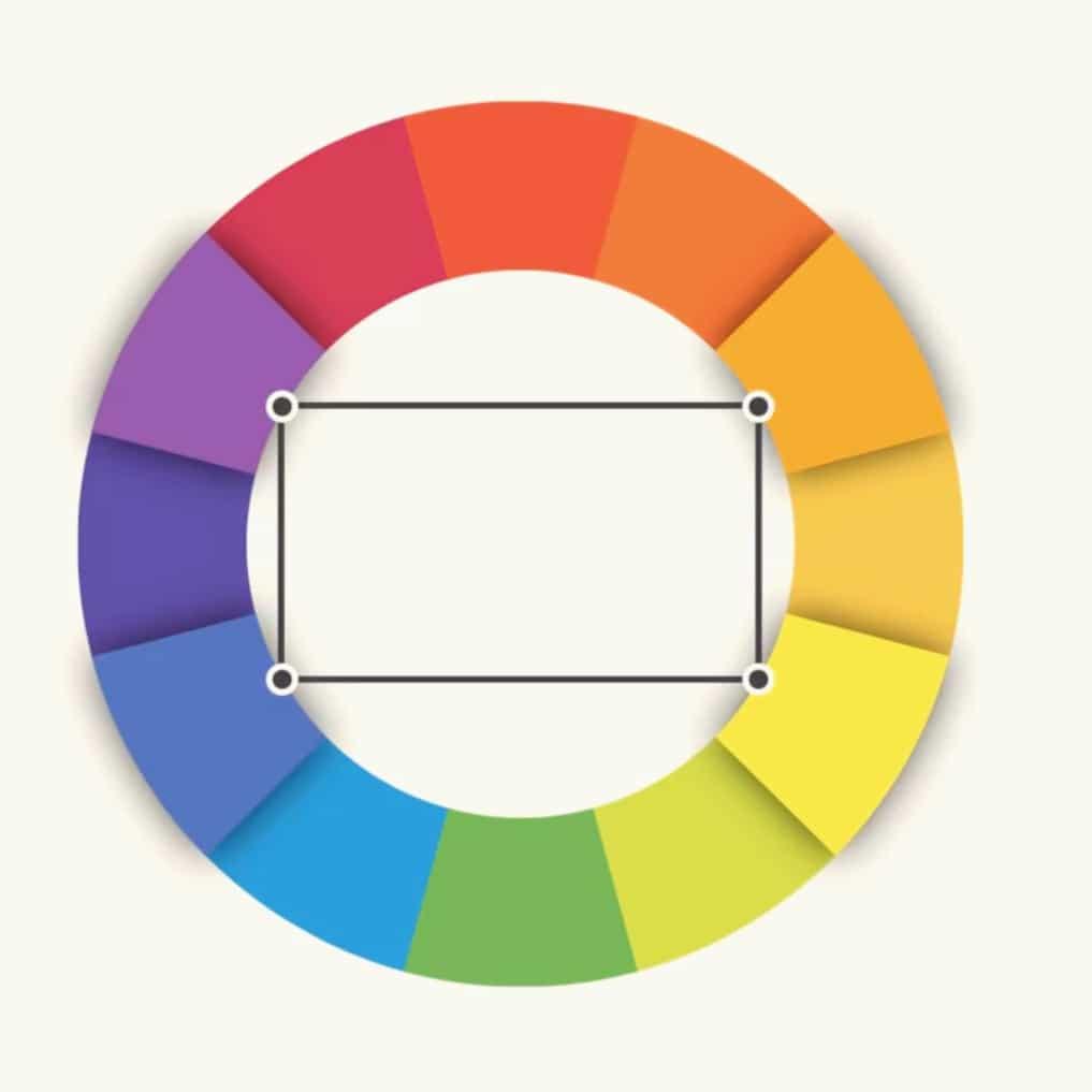 quadrant color